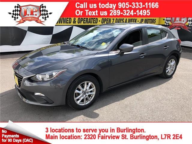 2014 Mazda Mazda3 Sport GS-SKY (Stk: 47202) in Burlington - Image 1 of 24