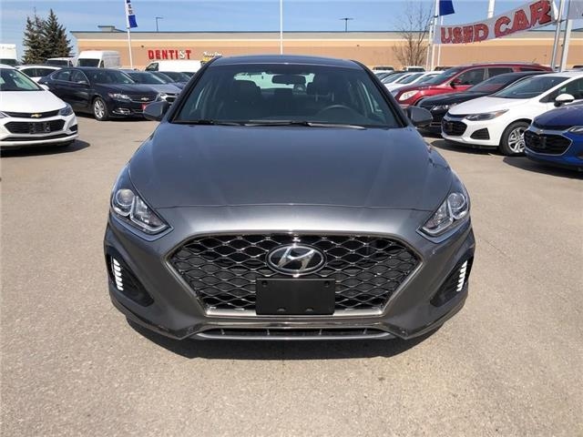 2018 Hyundai Sonata Sport|SUNROOF|ANDROID AUTO-APPLE CARPLAY|CAMERA| (Stk: PA18012) in BRAMPTON - Image 2 of 20