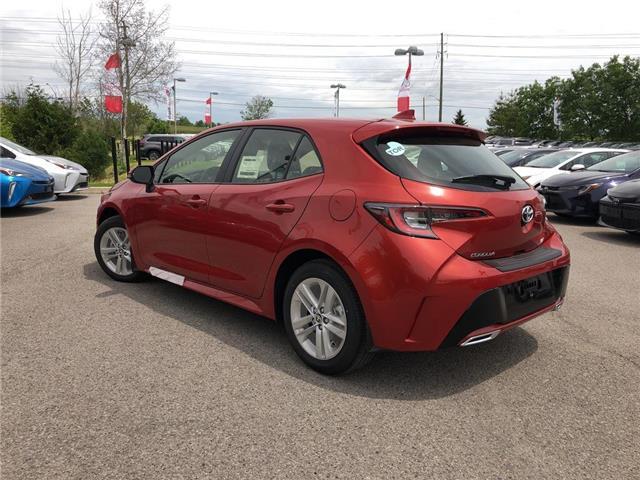 2019 Toyota Corolla Hatchback Base (Stk: 31022) in Aurora - Image 2 of 15