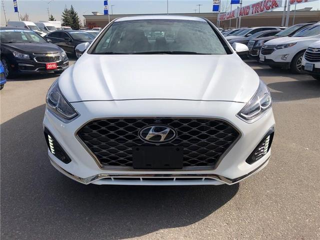 2019 Hyundai Sonata Essential|SUNROOF|REAR CAMERA|BLUETOOTH| (Stk: WC18178) in BRAMPTON - Image 2 of 16