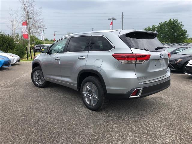 2019 Toyota Highlander Hybrid Limited (Stk: 31040) in Aurora - Image 2 of 15