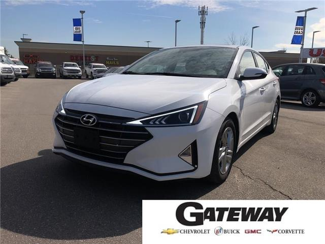 2019 Hyundai Elantra Preferred|SUNROOF|REAR CAMERA|BLUETOOTH| (Stk: WC18181) in BRAMPTON - Image 1 of 15
