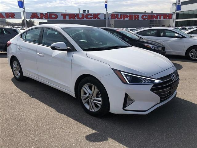 2019 Hyundai Elantra Preferred|SUNROOF|REAR CAMERA|BLUETOOTH| (Stk: WC18181) in BRAMPTON - Image 3 of 15