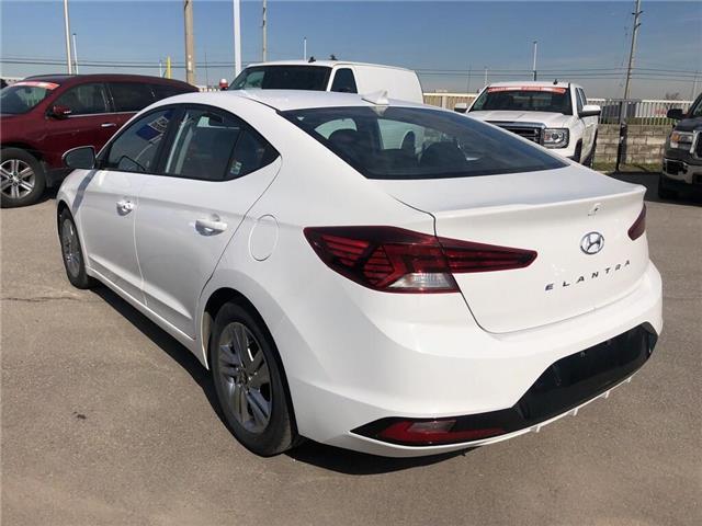 2019 Hyundai Elantra Preferred|SUNROOF|REAR CAMERA|BLUETOOTH| (Stk: WC18181) in BRAMPTON - Image 6 of 15