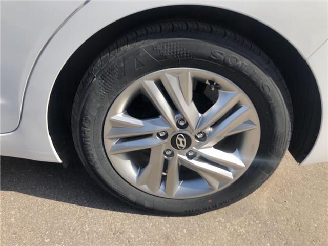 2019 Hyundai Elantra Preferred|SUNROOF|REAR CAMERA|BLUETOOTH| (Stk: WC18181) in BRAMPTON - Image 7 of 15