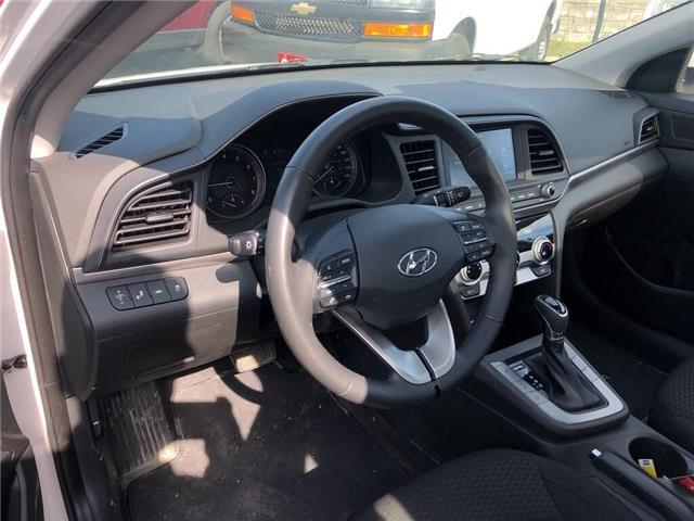 2019 Hyundai Elantra Preferred|SUNROOF|REAR CAMERA|BLUETOOTH| (Stk: WC18181) in BRAMPTON - Image 8 of 15