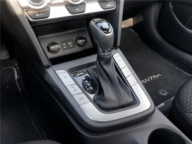 2019 Hyundai Elantra Preferred|SUNROOF|REAR CAMERA|BLUETOOTH| (Stk: WC18181) in BRAMPTON - Image 14 of 15
