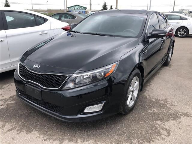 2014 Kia Optima LX||Backup Cam|Heat Seat|Tow sets of Tiers| (Stk: PL18069A) in BRAMPTON - Image 2 of 2
