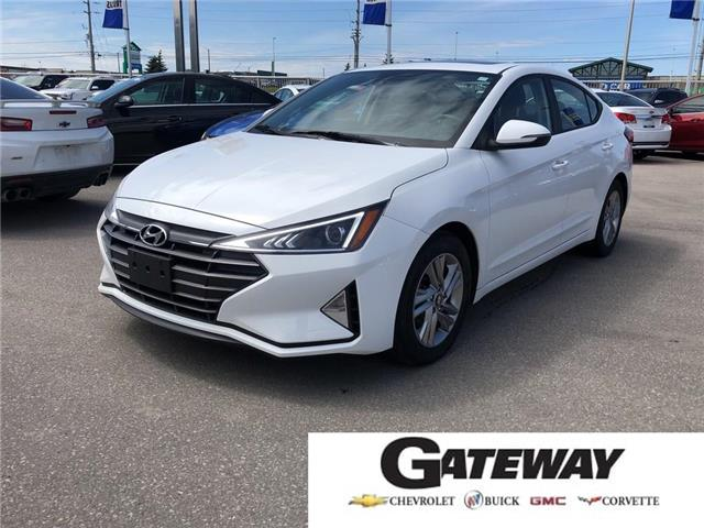 2019 Hyundai Elantra Preferred||SUNROOF|REAR CAMERA|BLUETOOTH| (Stk: WC18184) in BRAMPTON - Image 1 of 18