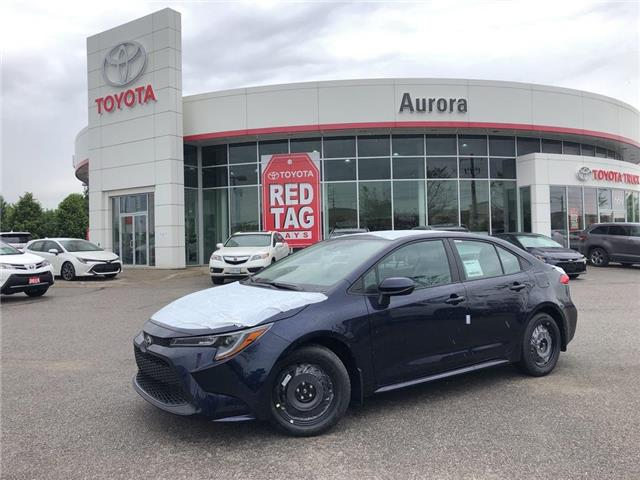 2020 Toyota Corolla LE (Stk: 31037) in Aurora - Image 1 of 15