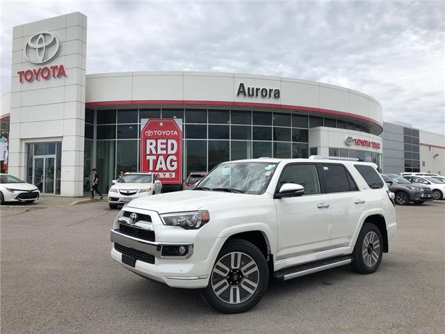 2019 Toyota 4Runner SR5 (Stk: 31041) in Aurora - Image 1 of 15