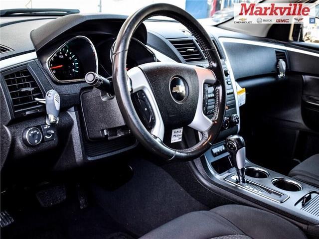 2010 Chevrolet Traverse 1LT (Stk: 296850A) in Markham - Image 11 of 25