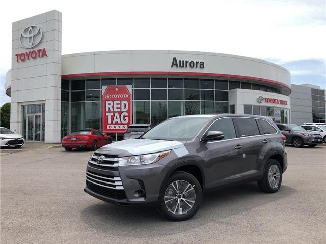 2019 Toyota Highlander LE (Stk: 31046) in Aurora - Image 1 of 15