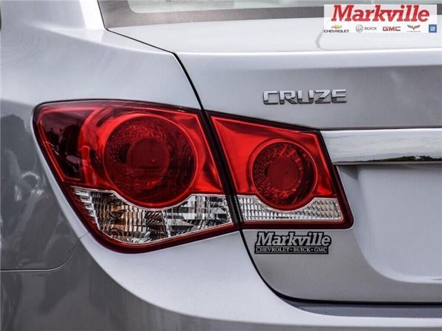 2015 Chevrolet Cruze 1LT (Stk: P6358) in Markham - Image 7 of 22