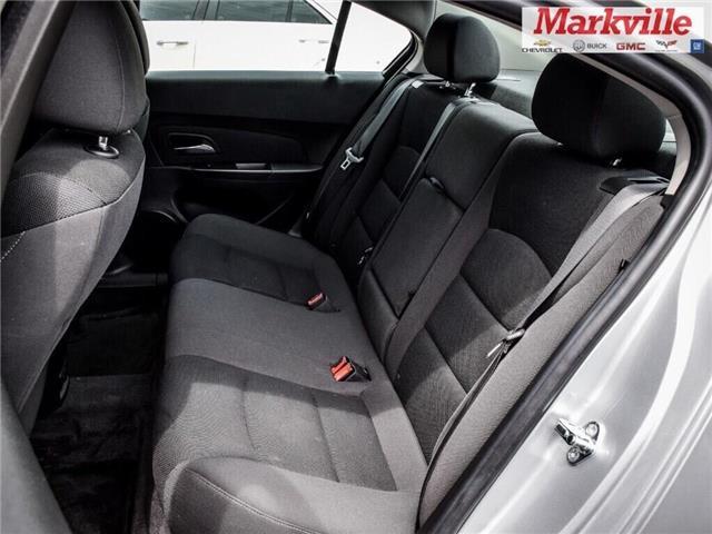 2015 Chevrolet Cruze 1LT (Stk: P6358) in Markham - Image 14 of 22