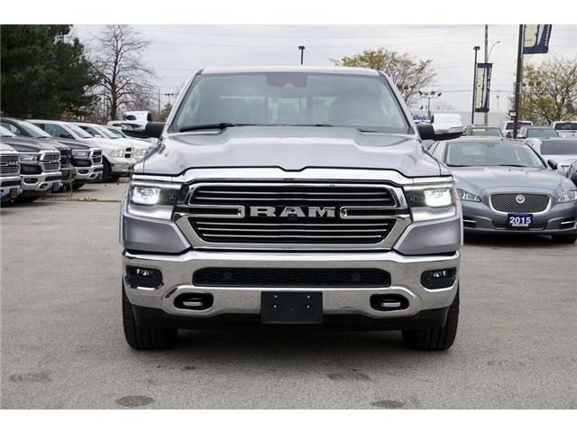 2019 RAM 1500 LARAMIE| ADVANCED SAFETY GRP| PANORAMIC SUNROOF (Stk: K064A) in Burlington - Image 2 of 45