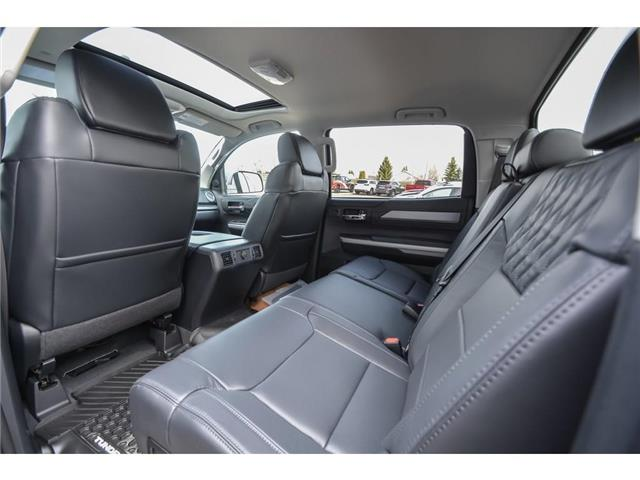 2019 Toyota Tundra Platinum 5.7L V8 (Stk: TUK076) in Lloydminster - Image 5 of 18