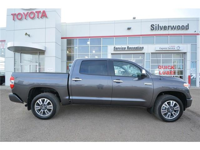 2019 Toyota Tundra Platinum 5.7L V8 (Stk: TUK076) in Lloydminster - Image 12 of 18