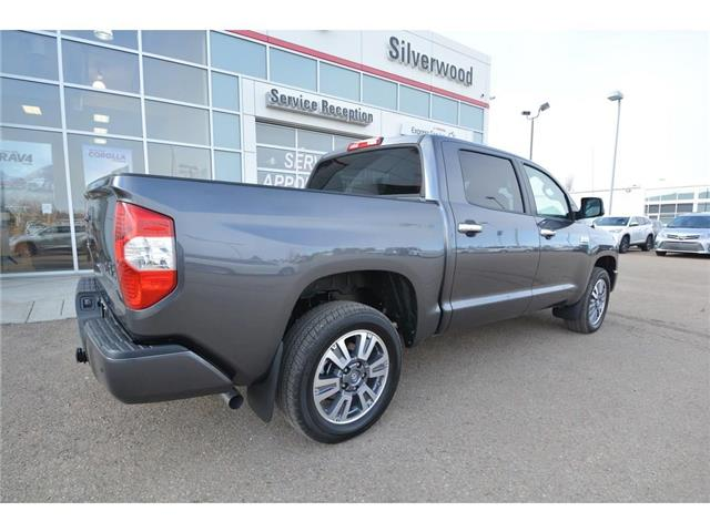 2019 Toyota Tundra Platinum 5.7L V8 (Stk: TUK076) in Lloydminster - Image 13 of 18