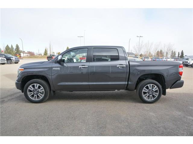2019 Toyota Tundra Platinum 5.7L V8 (Stk: TUK076) in Lloydminster - Image 16 of 18