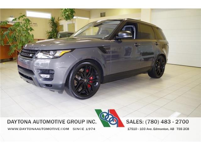 2017 Land Rover Range Rover Sport V8 Supercharged (Stk: 5231) in Edmonton - Image 8 of 30