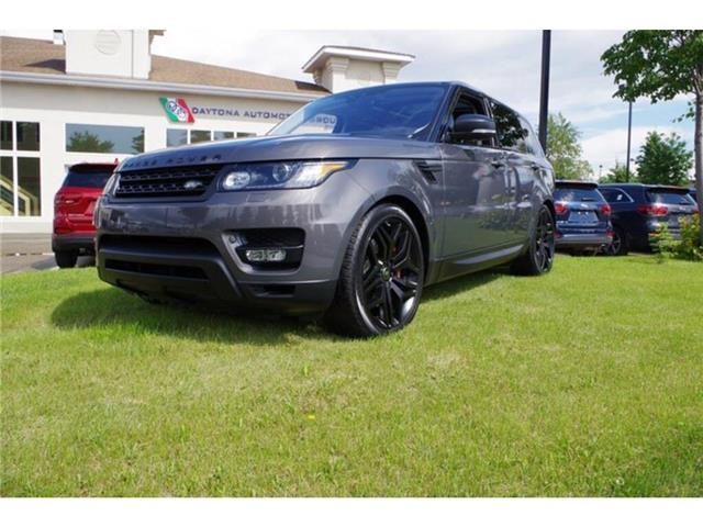 2017 Land Rover Range Rover Sport V8 Supercharged (Stk: 5231) in Edmonton - Image 2 of 30