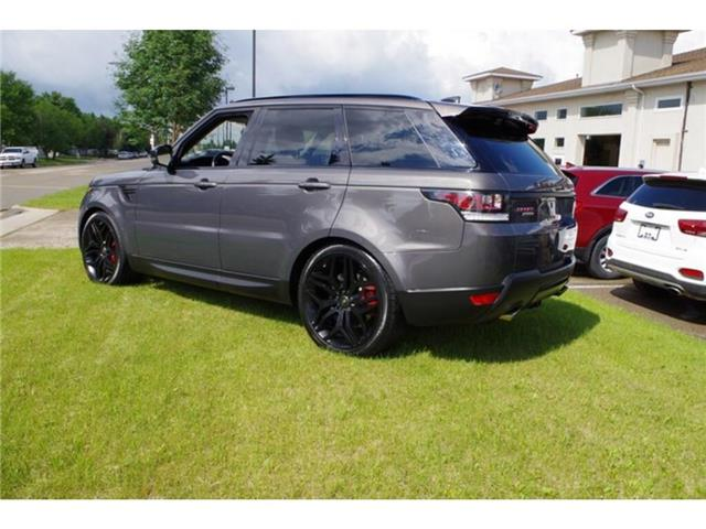 2017 Land Rover Range Rover Sport V8 Supercharged (Stk: 5231) in Edmonton - Image 6 of 30