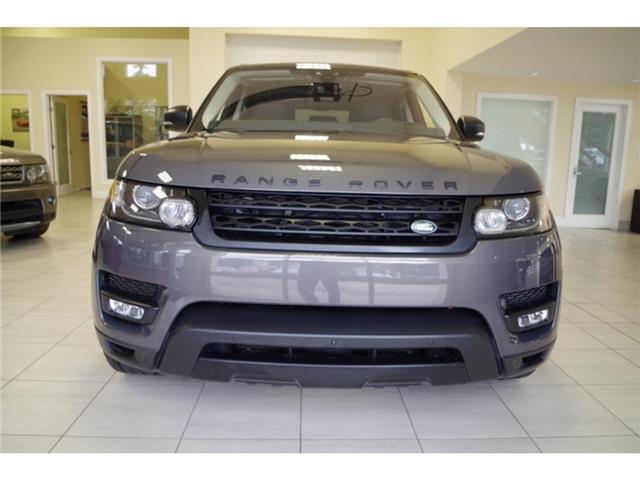 2017 Land Rover Range Rover Sport V8 Supercharged (Stk: 5231) in Edmonton - Image 14 of 30