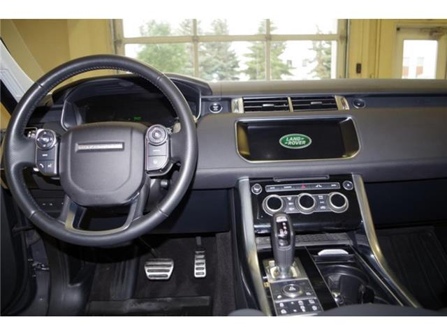 2017 Land Rover Range Rover Sport V8 Supercharged (Stk: 5231) in Edmonton - Image 18 of 30