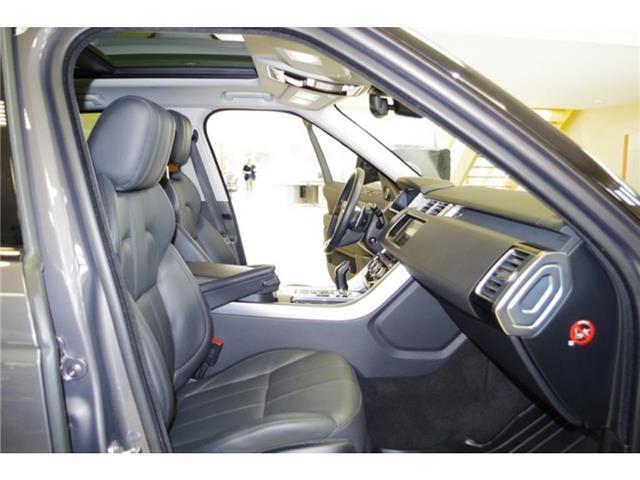 2017 Land Rover Range Rover Sport V8 Supercharged (Stk: 5231) in Edmonton - Image 21 of 30