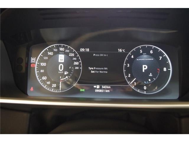 2017 Land Rover Range Rover Sport V8 Supercharged (Stk: 5231) in Edmonton - Image 23 of 30