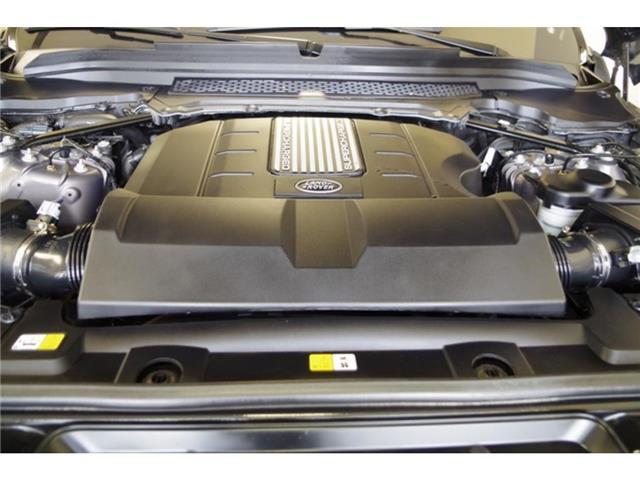 2017 Land Rover Range Rover Sport V8 Supercharged (Stk: 5231) in Edmonton - Image 28 of 30