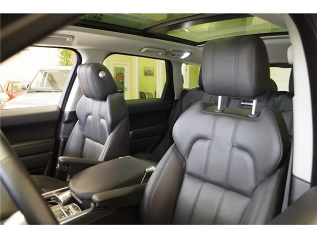2017 Land Rover Range Rover Sport V8 Supercharged (Stk: 5231) in Edmonton - Image 29 of 30