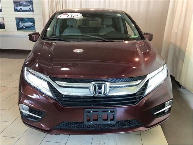 2018 Honda Odyssey Touring | Navigation | Leather | Sunroof | Alloys (Stk: 38788) in Toronto - Image 2 of 30