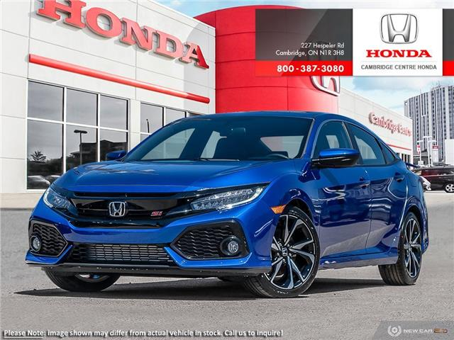 2019 Honda Civic Si Base (Stk: 19951) in Cambridge - Image 1 of 24