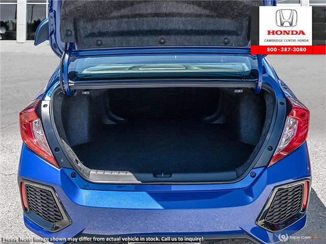 2019 Honda Civic Si Base (Stk: 19951) in Cambridge - Image 7 of 24