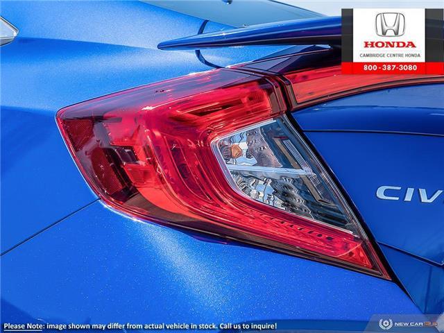 2019 Honda Civic Si Base (Stk: 19951) in Cambridge - Image 11 of 24