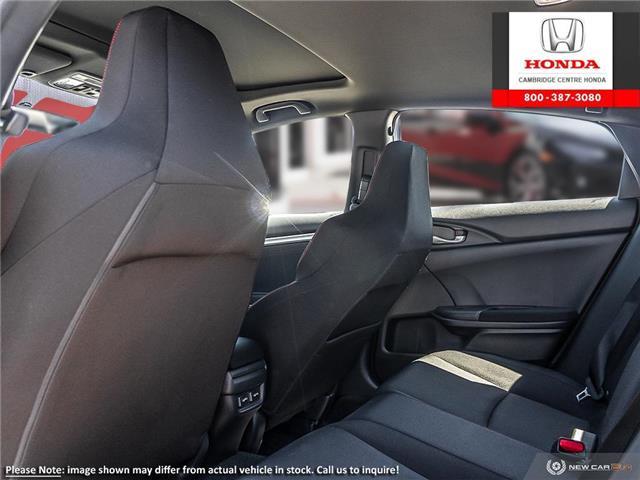 2019 Honda Civic Si Base (Stk: 19951) in Cambridge - Image 22 of 24