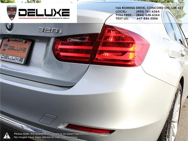 2015 BMW 328i xDrive (Stk: D0609) in Concord - Image 7 of 19
