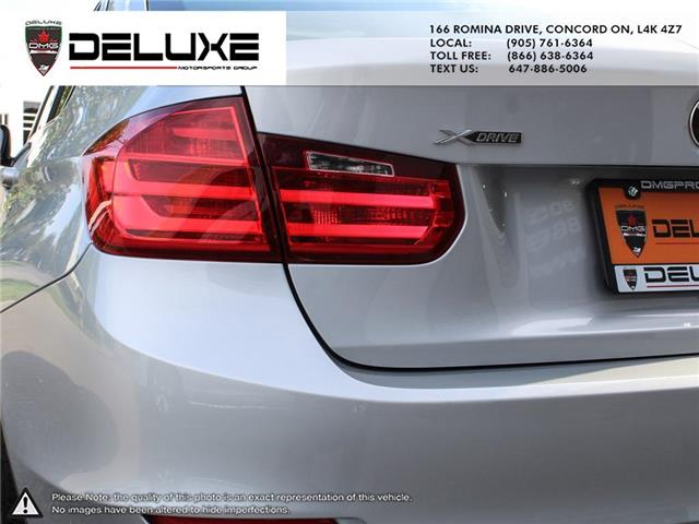 2015 BMW 328i xDrive (Stk: D0609) in Concord - Image 8 of 19