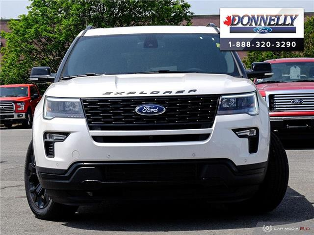 2019 Ford Explorer Sport (Stk: DS1230) in Ottawa - Image 2 of 27