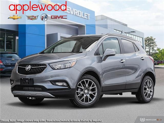 2019 Buick Encore Sport Touring (Stk: B9E016) in Mississauga - Image 1 of 24