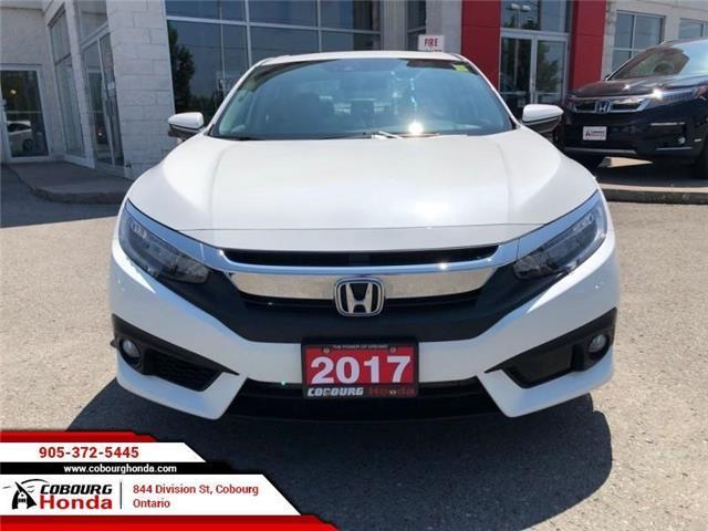 2017 Honda Civic Touring (Stk: G1796) in Cobourg - Image 2 of 21