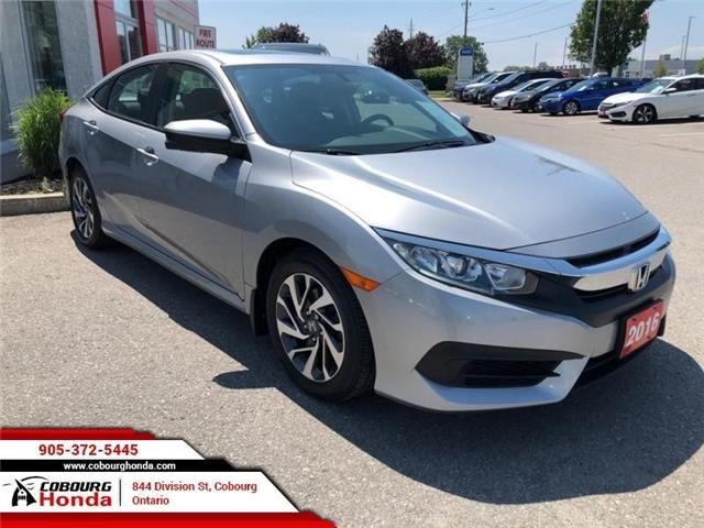 2016 Honda Civic EX (Stk: 19362A) in Cobourg - Image 1 of 19