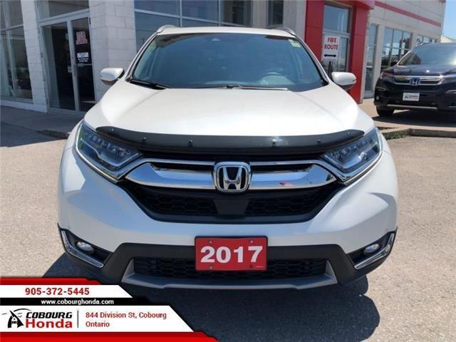 2017 Honda CR-V Touring (Stk: G1800) in Cobourg - Image 2 of 21