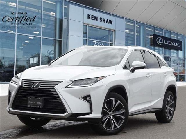 2017 Lexus RX 350 Base (Stk: 16019A) in Toronto - Image 1 of 20