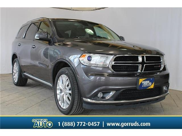 2016 Dodge Durango Limited (Stk: 481579) in Milton - Image 1 of 45