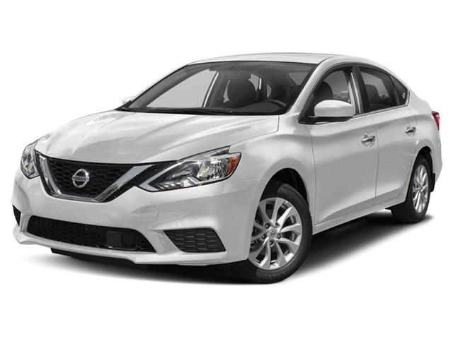2019 Nissan Sentra 1.8 SV (Stk: E7355) in Thornhill - Image 1 of 9