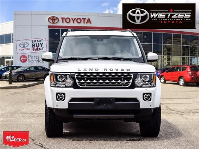 2016 Land Rover LR4 Base (Stk: U2651) in Vaughan - Image 2 of 27