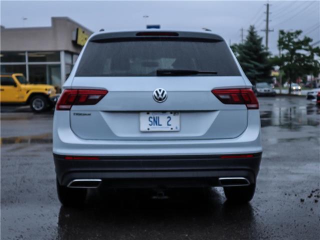 2019 Volkswagen Tiguan Trendline (Stk: 7R8RV5) in Ottawa - Image 6 of 26